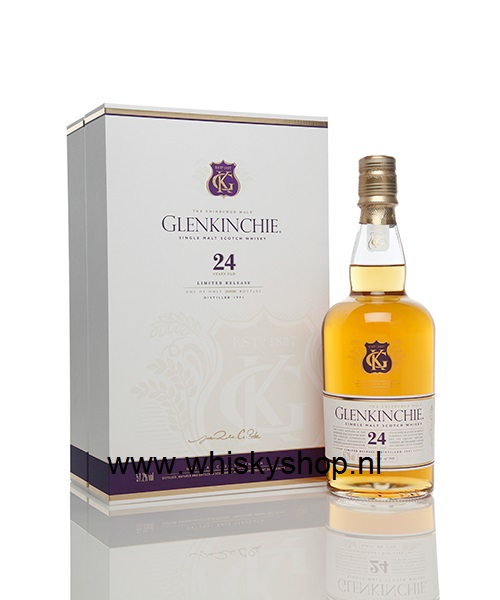 Glenkinchie 24 yrs